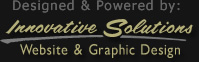 Innovative Solutions - Website & Graphic Design